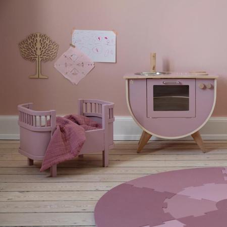 Picture of Sebra® The Sebra Doll''s Bed Blossom Pink