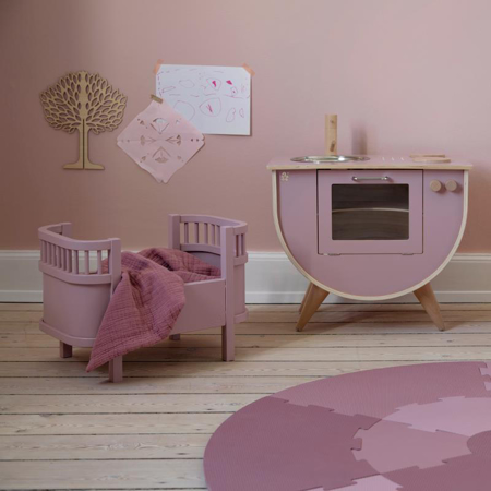 Picture of Sebra® Play kitchen Blossom Pink