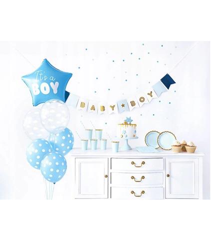 Picture of Party Deco® Party decorations  set It's a boy! 39 pc.