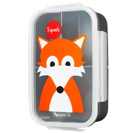 3Sprouts® Bento Box Fox