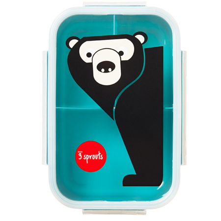 Picture of 3Sprouts® Bento Box Bear