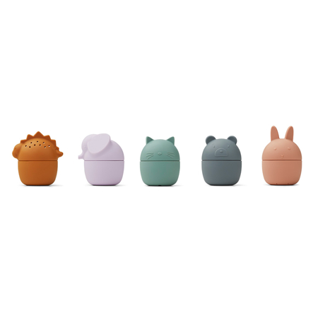 Liewood® Gaby bath toys 5-pack Multi mix