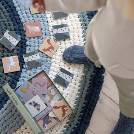 Sebra® Memory game in a box Nightfall