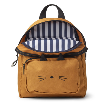 Picture of Liewood® Saxo Mini Backpack Cat Mustard