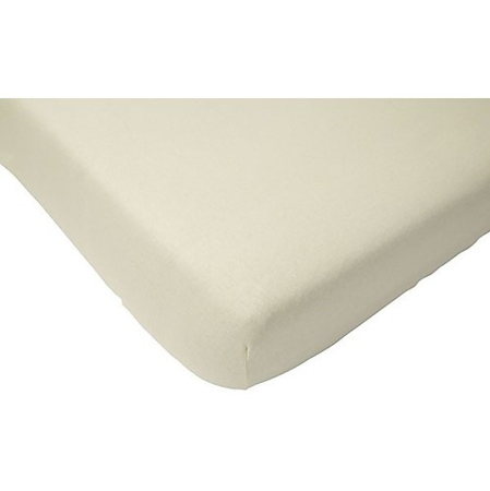 Picture of Jollein® Fitted Sheet Jersey off White 120x60