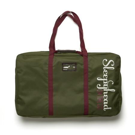 DockAtot® On the Go Portable bag for Grand nests dark Blue