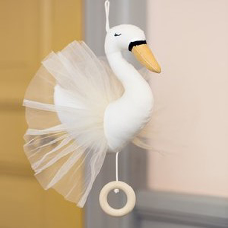 Elodie Details® Musical Mobile Ugly Duckling