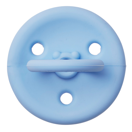 Picture of Liewood® Paula pacifier 3-pack Sky blue multi mix 0-6M