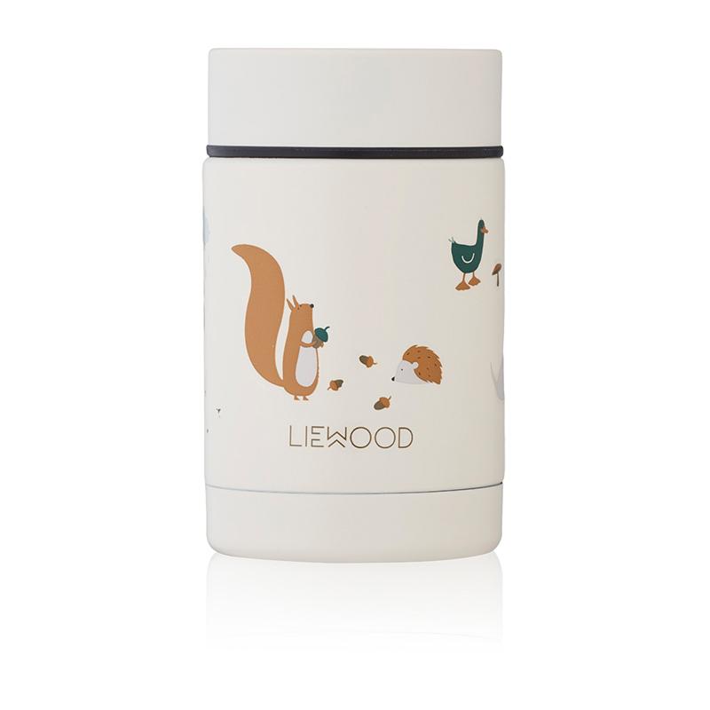 Picture of Liewood® Nadja food Jar Friendship Sandy Mix 250ml