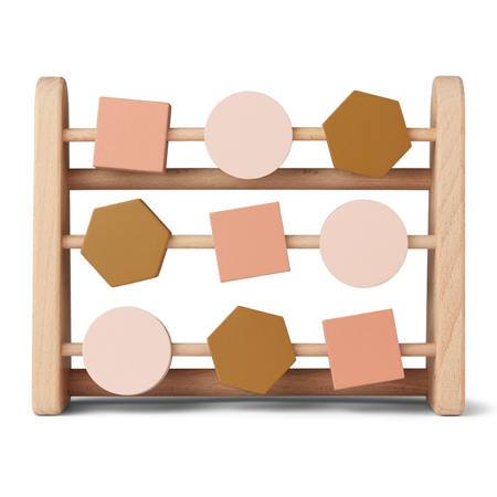 Picture of Liewood® Abacus Geometric Rose Multi Mix