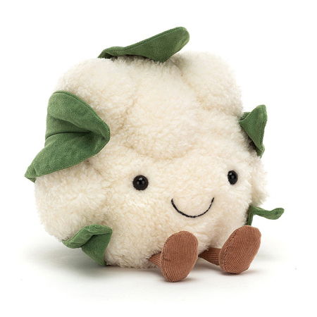 Picture of Jellycat® Soft Toy Amuseable Cauliflower 26x16