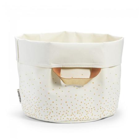 Picture of Elodie Details® Storemystuff Basket Gold Shimmer