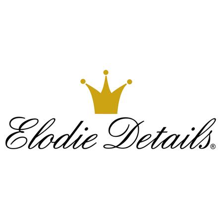 Elodie Details® Newborn Pacifier Gold Shimmer