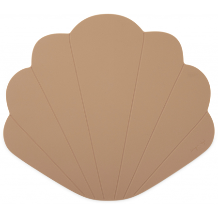 Picture of Konges Sløjd® Silicone Placemat Clam Blush
