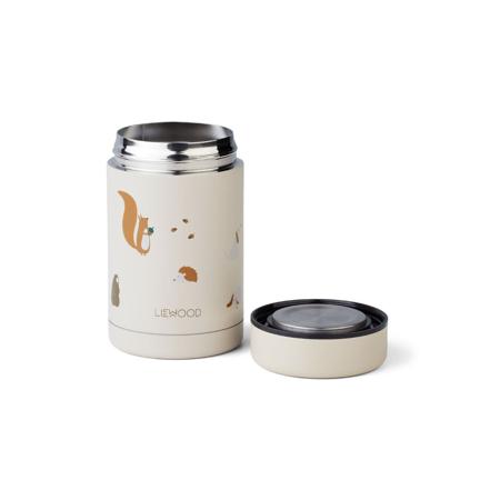Picture of Liewood® Bernard Food Jar Friendship sandy mix  500ml