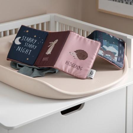 Sebra® Fabric book Nightfall Dreamy Rose