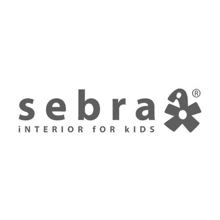 Picture of Sebra® Soft baby blocks, 4 pcs. Nightfall