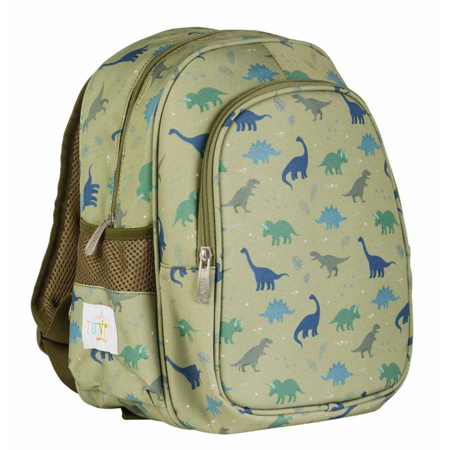 A Little Lovely Company® Insulated backpack Dinosaurs
