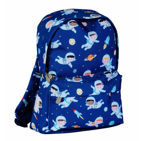 A Little Lovely Company® Little Backpack Astronauts