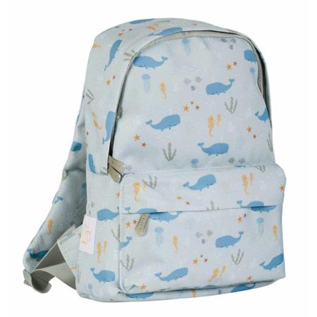A Little Lovely Company® Little Backpack Ocean