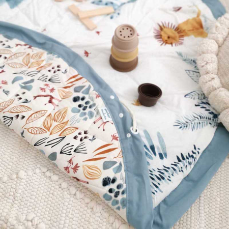 Picture of Play&Go® Baobab Baby Playmat Bag Moulin Roty