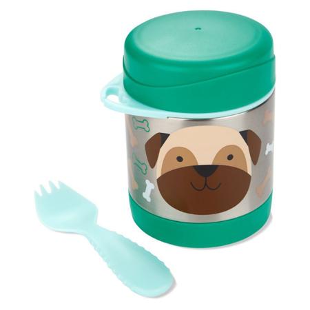 Skip Hop® Insulated Little Kid Food Jar Pug