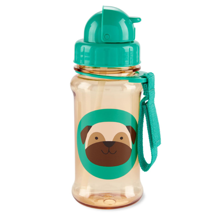 Picture of Skip Hop® Straw Bottle Pug