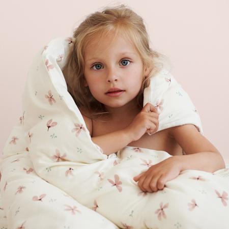 CamCam® Bedding Baby Windflower Creme 70x100