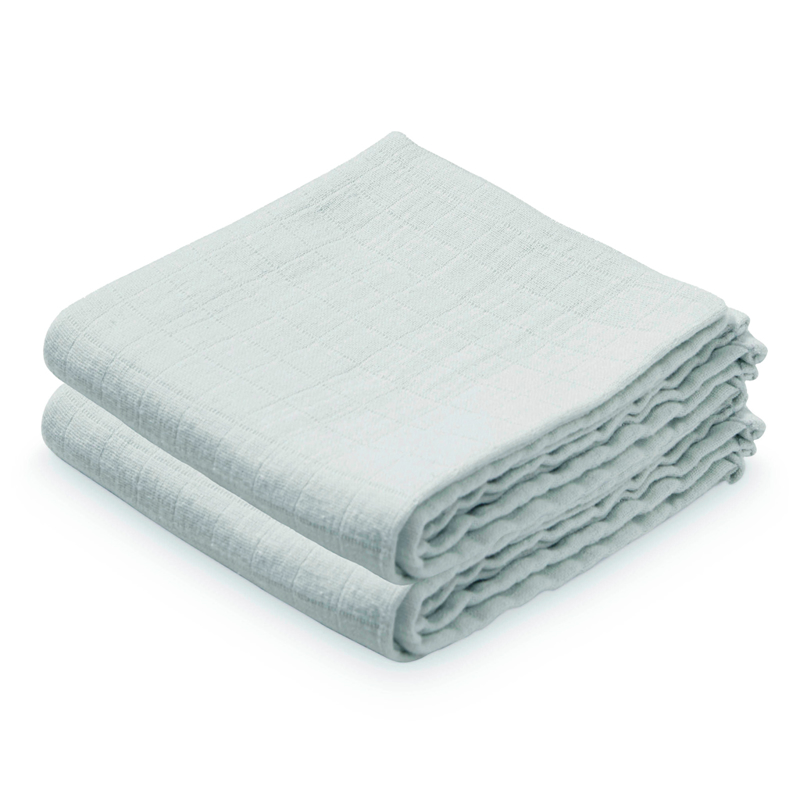 Picture of CamCam® Musling Cloth Mint  2pack 70x70