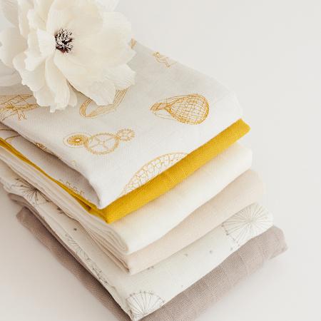 CamCam® Musling Cloth Hazel 2pack 70x70