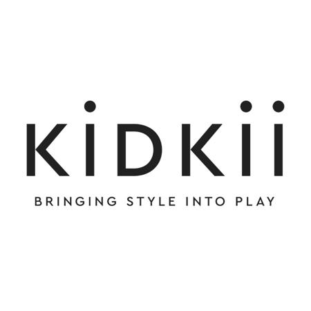 Picture of Kidkii® Pillow set Flowet Velvet Pink 3 pcs.