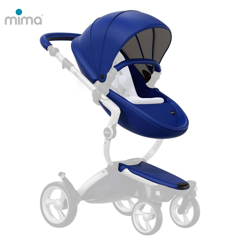 Picture of Mima® 2In1 Carrycot And Sports Seat Xari Royal Blue