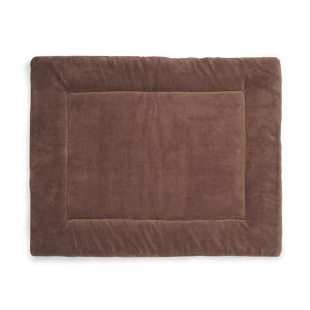 Picture of Jollein® Playpen mat Spring Knit 100x80 Chestnut