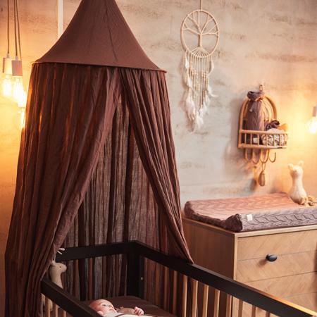 Picture of Jollein® Mosquito net Vintage Chestnut