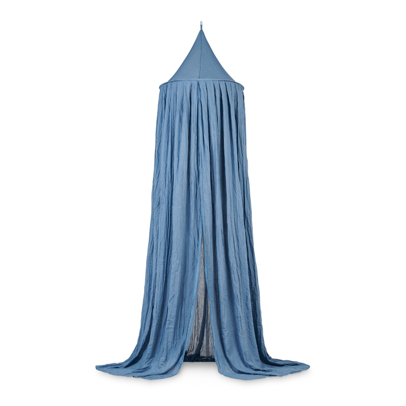 Picture of Jollein® Mosquito net Vintage Jeans Blue