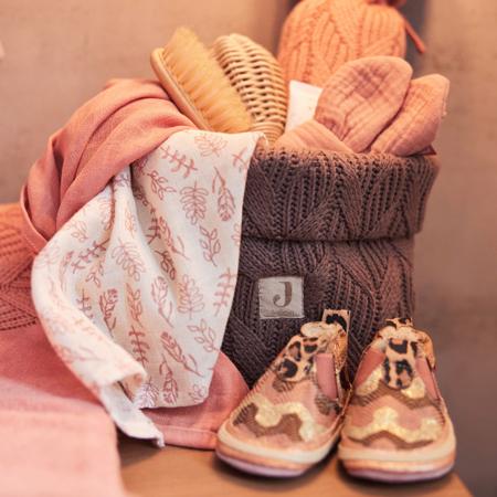 Picture of Jollein® Basket Spring Knit Chestnut