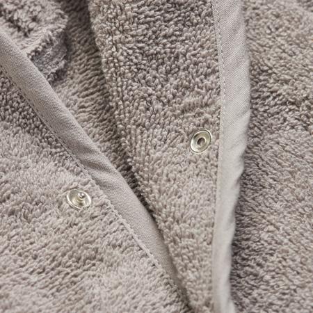 Picture of Jollein® Bathrobe Storm Grey (1-2Y)