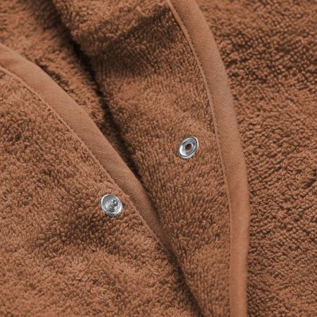 Picture of Jollein® Bathrobe Caramel (1-2Y)