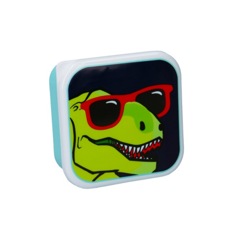 Picture of Pret® Set of snack boxes  Eat Drink Repeat Dinosaur