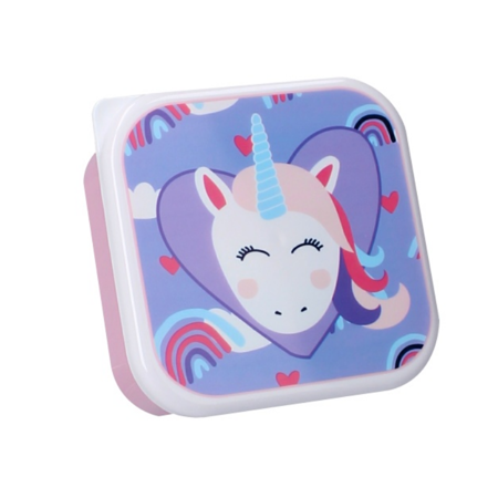 Picture of Pret® Set of snack boxes  Eat Drink Repeat Unicorn