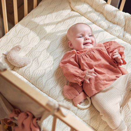 Picture of Jollein® Rattle Moon Nougat