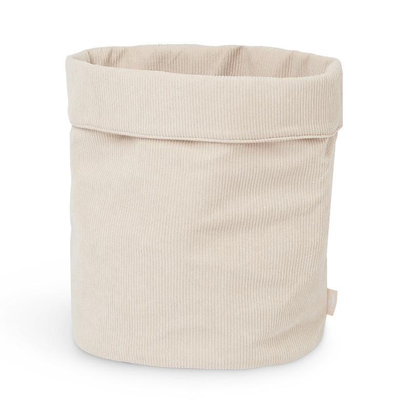 Picture of Jollein® Basket Corduroy Nougat