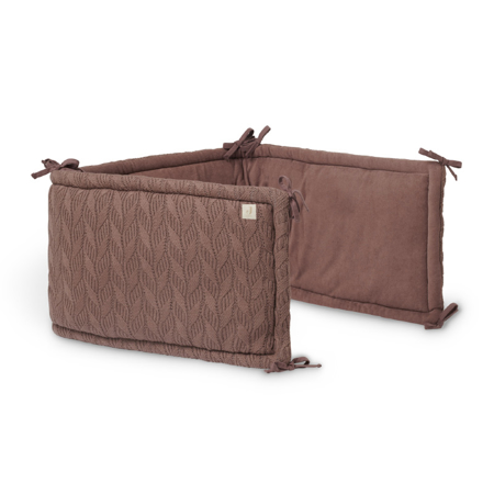 Picture of Jollein® Bed frame Spring Knit 180x35 Chestnut