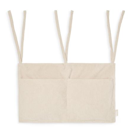 Picture of Jollein® Playpen storage bag Corduroy Nougat