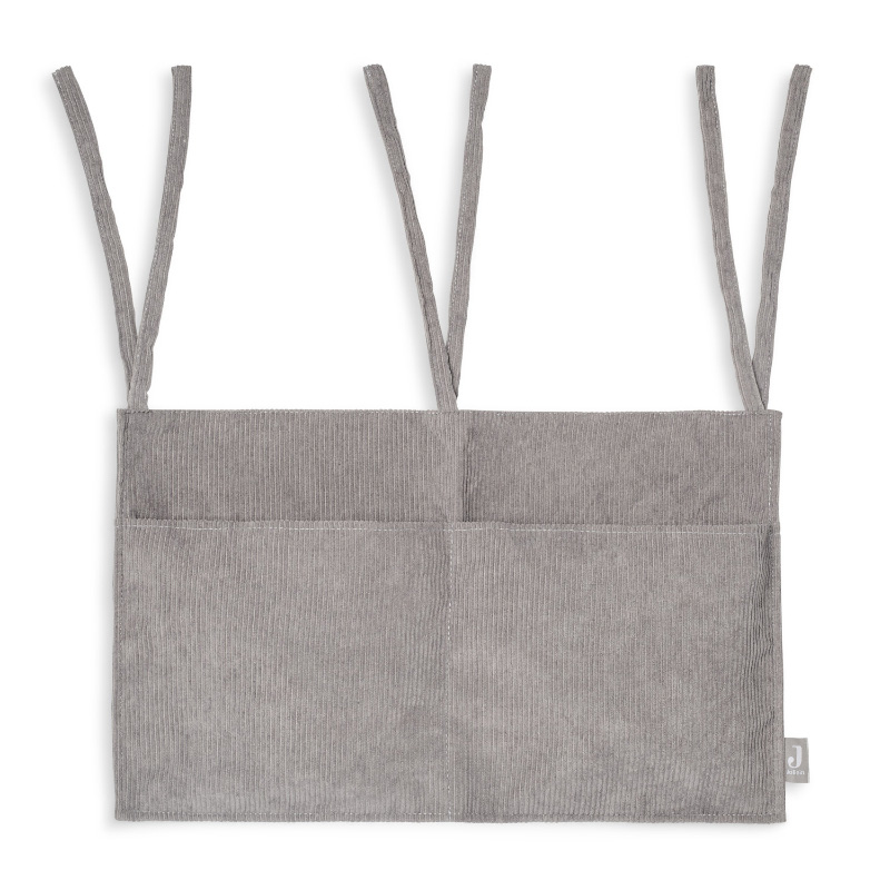 Picture of Jollein® Playpen storage bag Corduroy Storm Grey