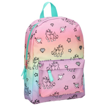 Picture of Kidzroom® Backpack Milky Kiss Rainbows and Unicorns (S)