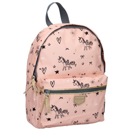 Picture of Kidzroom® Round Backpack Fearless Pink