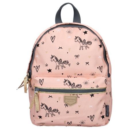 Kidzroom® Round Backpack Fearless Pink