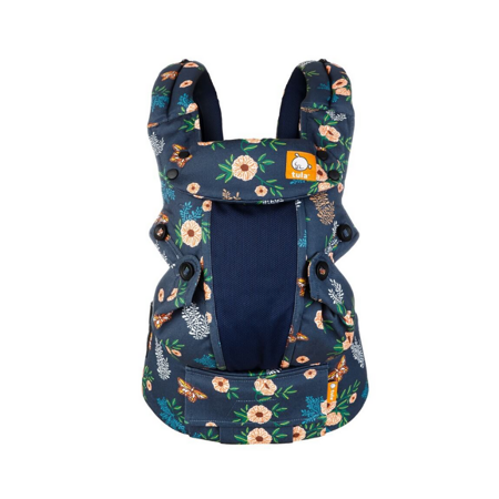 Picture of Tula® Explore Baby Carrier Cool Mesh Botanical