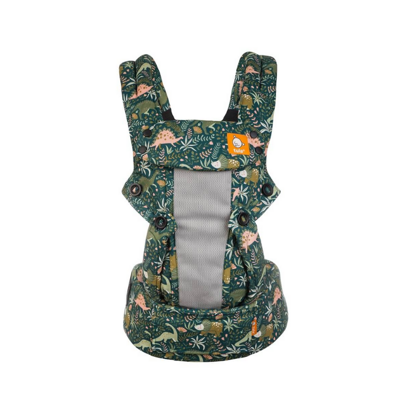 Picture of Tula® Explore Baby Carrier Cool Mesh Land Before Tula